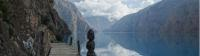 Phoksundo Lake in Upper Dolpo |  <i>Bill Quinlan</i>