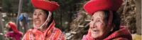 Quechua women of Huilloc |  <i>Mark Tipple</i>